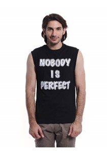 A Perfect Muscle Tee (Black)