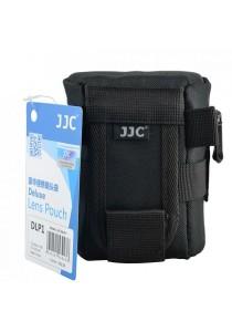 JJC DLP1 XS Weather-Resistant Nylon Deluxe Pouch Lens Case for DSLR Lens (125mm) DLP-1