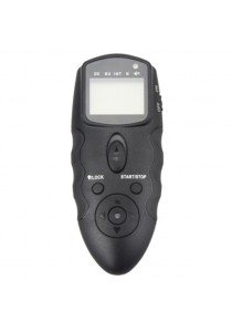 JJC MT-636 Multi-Exposure LCD Timer Remote For Canon Nikon Fujifilm Olympus Panasonic Sony Digital Camera (Cable not including )