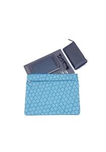 Gin & Jacqie Jalan Jalan Folder Nasi Blue LM01-NB
