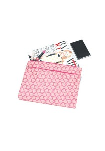 Gin & Jacqie Jalan Jalan Folder Nasi Pink LM01-NP