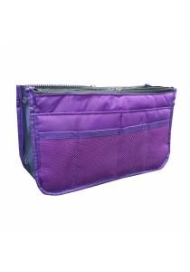 Dual Zip Multipurpose Organizer Bag-in-Bag