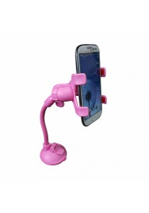 Universal Smartphone Car Mount Long Arm B (Pink)