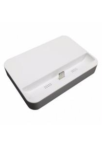 Charging Dock Lightning for iPhone 5/5S/6/6 + (White)