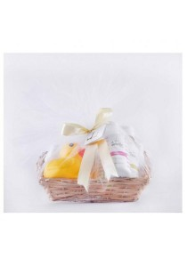 Joielle Baby Gift Set with Rubber Ducky