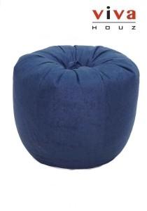 Joy Bean Bag - Navy Blue