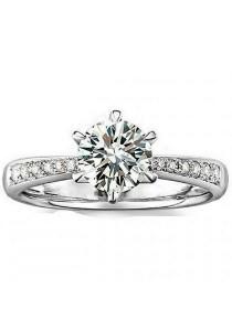 Vivere Rosse Enchanted Ring (Silver) JR0028