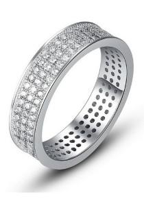 Vivere Rosse Eternal Beauty Ring (Silver) JR0029