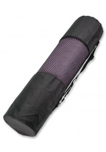 Fitness Non-Slip Yoga Mat 6mm With Carrying Bag (Pink)