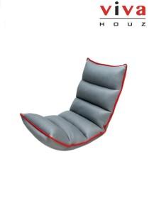Jupiter Futon Sofa (3D Mesh Fabric) - Grey