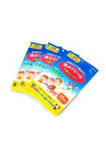 Others Mosquito Repellent Patch Sticker 3x packs(each pack have 36 pieces)