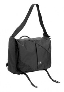 Kata Orbit-130 DL Messenger Bag (Black)