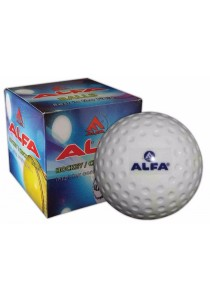 Alfa Hockey Ball Hollow Dimple