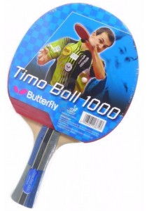 Butterfly Table Tennis Racket Timo Boll 1000