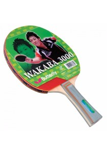 Butterfly Table Tennis Racket Wakaba 3000