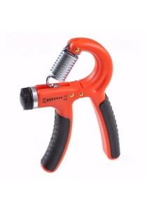 Cima Portable Adjustable Hand Grip Straining Training 666 10kg to 40kg (Orange)