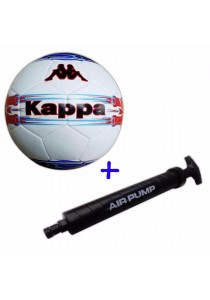 Kappa Football Size 5 KG3NL021 with Double Action Hand Pump