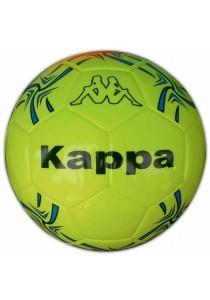 Kappa Futsal Ball KG3NL023 with a Needle (Fluorescent Yellow)