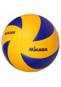 Mikasa Volleyball MVA 200 with Carrying Net and a Needle