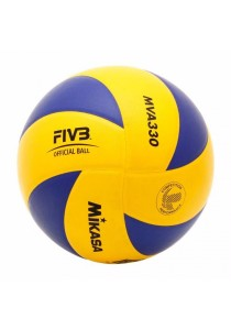 Mikasa MVA 330 Volleyball with A Needle and Carrying Net