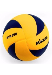 Mikasa Volleyball MVA 390 with Carrying Net and a Needle