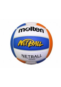 Molten Netball SN58MX with a Needle and Carrying Net