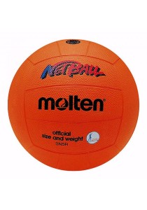 Molten Netball SN5R with a Needle and Carrying Net