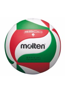 Molten Volleyball V5M3500 with a Needle and Carrying Net