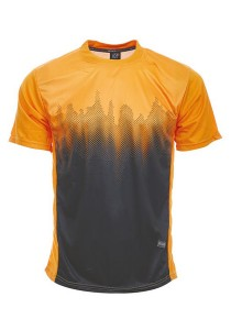 Dye Sublimation Jersey KDR 05 (Orange)