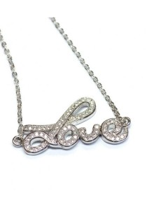 Kelvin Gems Sweet Love Pendant Necklace