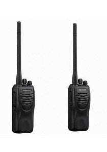 Kenwood TK-3307 16CH UHF Radio Walkie Talkie Set