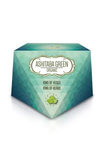 Ashitaba Organic Ashitaba Green Powder 80g (2g x 40 servings)