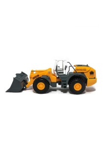 Affluent Town 1:64 Die-cast Large Bulldoze Model Collection (YELLOW)