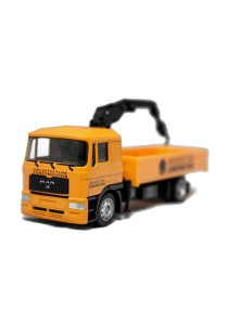 Affluent Town 1:64 Die-cast Man Suspended Tow Industrial Model