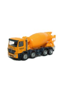 Affluent Town 1:64 Die-cast Architecture Constructure Simen Mixer Truck (Yellow)
