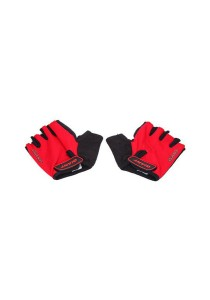 GIANT Half Finger Cycling Glove Bicycle (Red) - Size L