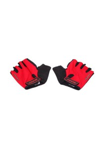 GIANT Half Finger Cycling Glove Bicycle (Red) - Size XL