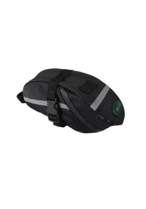 B-SOUL Bicycle Bike Tube Saddle Seat Pouch Bag (Black)