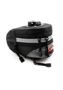 GIANT Bicycle Bike Tube Saddle Seat Pouch Bag (Black)