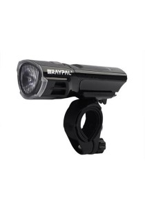RAYPAL CREE Bicycle Super Bright Head Torch Light Lamp (Black)