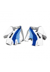 Pearl Izumi Gel Half Finger Cycling Glove Bicycle Protect (White) - Size M