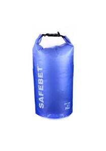 Safebet Waterproof Shoulder Dry Bag Pouch 10L (Light Blue)