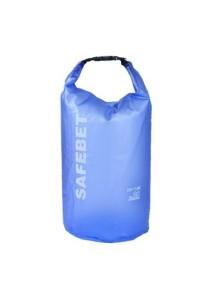Safebet Waterproof Shoulder Dry Bag Pouch 20L (Light Blue)
