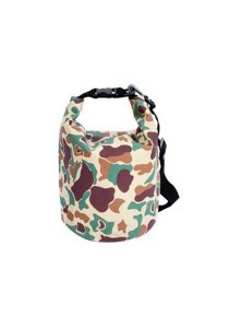 Safebet Waterproof Shoulder Dry Bag Pouch 20L (Army)