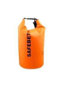 Safebet Waterproof Shoulder Dry Bag Pouch 20L (Orange)