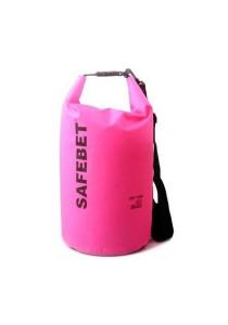 Safebet Waterproof Shoulder Dry Bag Pouch 20L (Pink)