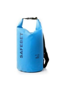 Safebet Waterproof Shoulder Dry Bag Pouch 5L (Blue)