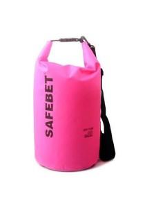 Safebet Waterproof Shoulder Dry Bag Pouch 5L (Pink)