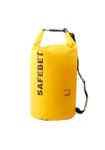 Safebet Waterproof Shoulder Dry Bag Pouch 5l (Yellow)