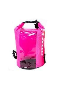 Safebet Waterproof Shoulder Dry Bag Pouch 8L (Pink)